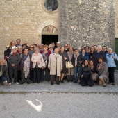 Gruppo di Roma con don Carlo Purgatorio