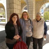 Romina, Gina, Marietta