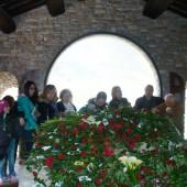 03. pellegrini a Roccaporena il 5 e 6 aprile 2014
