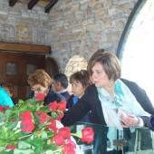 04. pellegrini a Roccaporena il 5 e 6 aprile 2014