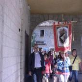 01- Arrivo della reliquia di S. Rita da Cave