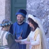 03 - Corto storico di Castelvetrano - scena del matrimonio di S. Rita