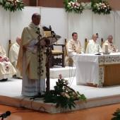 06 - Celebrazione messa - omelia arcivescovo di spoleto