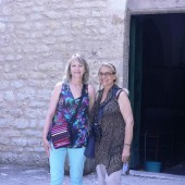 12. Crtisitne e Brigitte dalla Francia