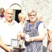Dal Belgio per festeggiare 46 anni di matrimonio