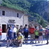 Gruppo di pellegrini di Como