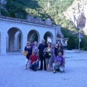Pellegrini da Cassano d'Adda (MI)