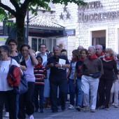 Fedeli della parrocchia S. Rita di Milano