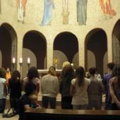 Giovani della parrocchia di S.Barnaba in Perugia