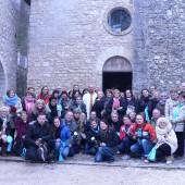 Gruppo di pellegrini polacchi
